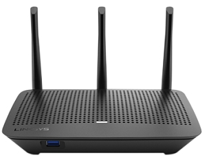 Linksys MAX-STREAM Dual-Band WiFi Router